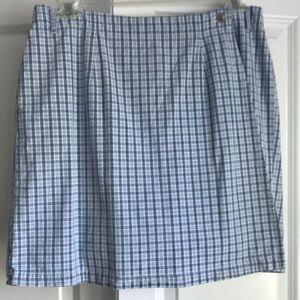 Skort. Skirt/shorts.